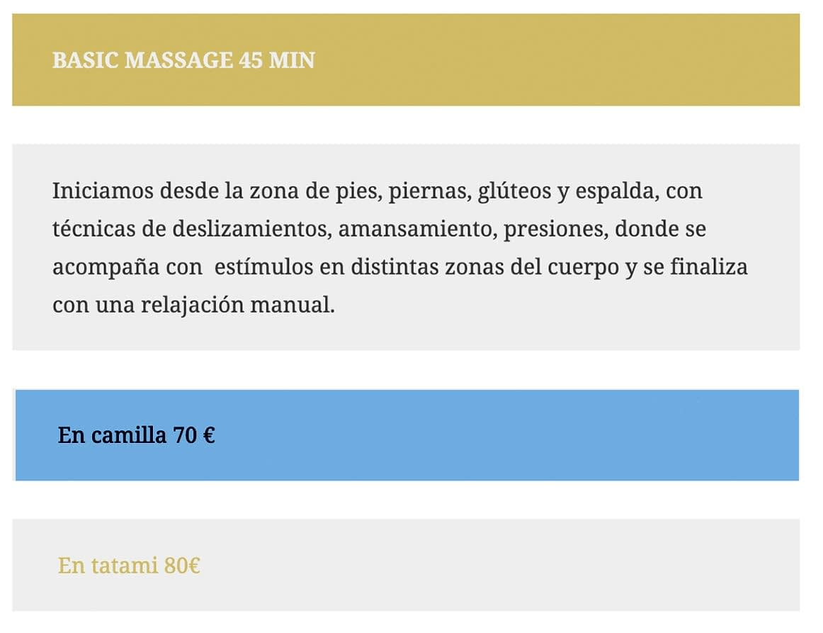 Masajes eróticos Osm Barcelona hombres sexual